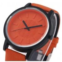 Женские часы Bgg Yazole Оранжевый ремешок