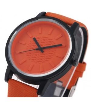 Жіночі годинники Bgg Yazole Помаранчевий ремінець