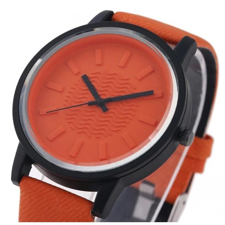 Купить Женские часы Bgg Yazole Оранжевый ремешок