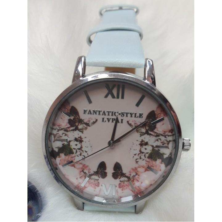 Купить Женские часы Lvpai Голубой ремешок