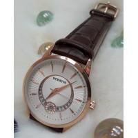 Женские часы Ochstin Duobla Коричневый ремешок