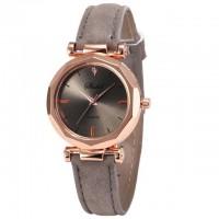 Женские часы Shshd Серый ремешок