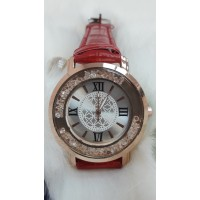 Купить Женские часы NINE HONGC Красный ремешок