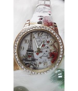 Женские часы Aimecor Susenstone Разноцветный принт