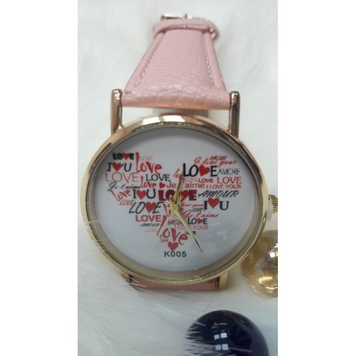 Купить Женские часы Bowake Пудровый ремешок