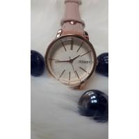 Женские часы SOXY Пудровый ремешок