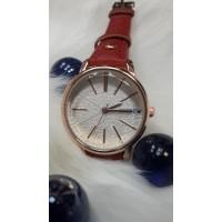 Женские часы : GOGDEY  Красный ремешок