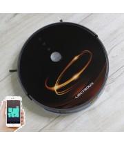 """Робот пылесос LIECTROUX C30B  Коричневое золото.  WI-FI. Модель 2020 года. Гарантия 12 месяцев от сервис центра """"Liectroux"""" Украина"""
