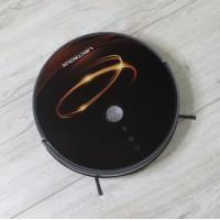 Робот пылесос LIECTROUX C30B  Коричневое золото.  WI-FI.Немецкий бренд. Оригинальная версия.Модель 2020 года. Гарантия 1 год от производителя