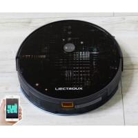 Купить Робот пылесос LIECTROUX C30B   Ночной город.  WI-FI. Немецкий бренд. Европейская версия. Модель 2020 года. Гарантия 1 год от производителя