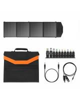 Портативна сонячна панель SGR-SP80W складна монокристалічна кремнієва для зарядки пристроїв