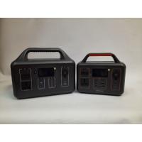 Портативна електростанція ДБЖ з зарядкою від сонячних батарей BRIDNA 500W SGR-PPS500-4