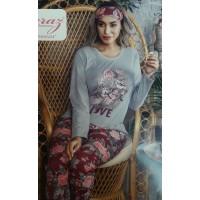Пижама женская Турция Assme S,M,L,XL,2XL,3X
