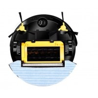 Купить Робот пылесос Klinsmann KRV 208 Черный