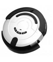 Робот пылесос Klinsmann KRV 209 Черно-серебристый