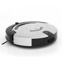 Купить Робот пылесос Klinsmann KRV 209 Черно-серебристый