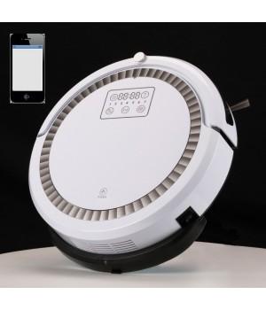 Робот пилосос Okami T90 (Окамі Т90) Білий