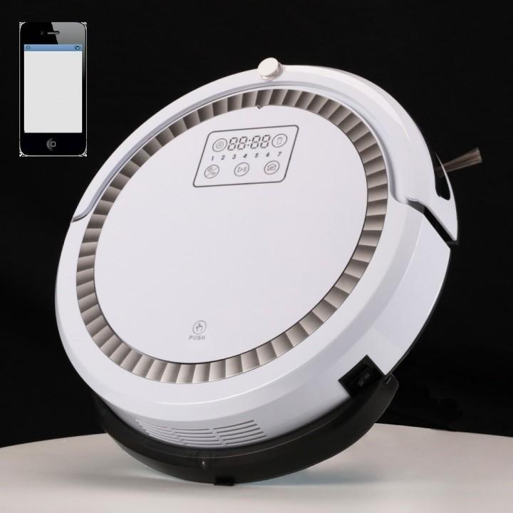 Купить Робот пылесос  Okami T90 (Оками Т90) Белый