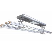 Автоматична стельова сушарка для білизни Homell HM-N015, 1500мм, колір Срібло
