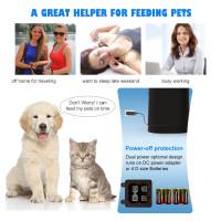 Годівниця для кішок і собак автоматична WellToBe A68D, 8л, Біла