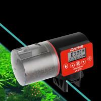 Купить Кормушка для рыб аквариумная автоматическая CHIYE CY-039 с LCD-монитором