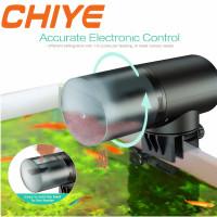 Купить Кормушка для рыб аквариумная автоматическая CHIYE CY-069C с LCD-монитором, литиевый аккумулятор