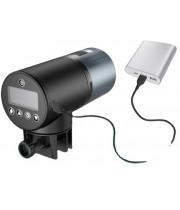 Кормушка для рыб аквариумная автоматическая CHIYE CY-069C с LCD-монитором, литиевый аккумулятор