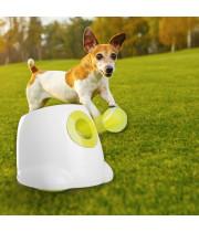 Автоматична інтерактивна іграшка метальник м'ячів для собак Paws-3196