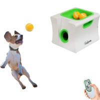 Автоматична інтерактивна іграшка метальник м'ячів для собак IDogmate IDM-400