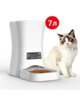 Годівниця для кішок і собак автоматична Pet-U M20-7, 7л. Біла