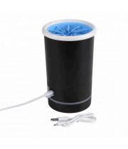 Лапомийка для собак автоматична Taipets - Розмір M, L, для собак малих і середніх розмірів, Чорна
