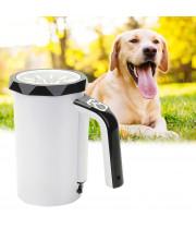 Лапомийка для собак автоматична Taipets MG-033 c ручкою - для собак середніх і великих розмірів