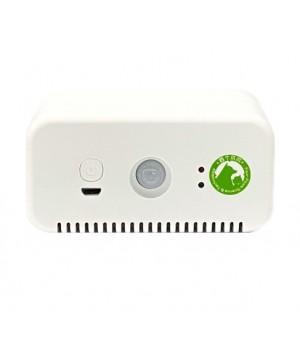Электронный нейтрализатор поглотитель запаха для кошачьего туалета. Озоновый генератор очиститель воздуха.