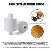 Фильтр к поилке - фонтану для кошек и собак ELS-PET APPLE  2,5л