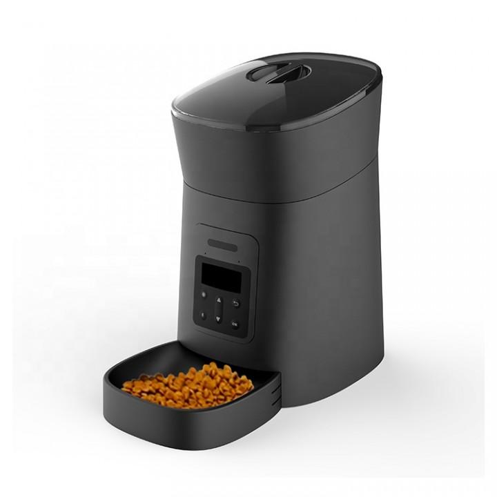 Купить Автоматическую кормушку для кошек и собак Petrust PP004, 6л. Черная