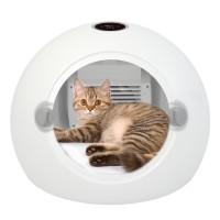Автоматический умный сушильный домик Pet Drying для животных. Сушилка для кошек и собак.