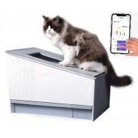 Автоматичний туалет для кішок CAT VILLA  WiFi