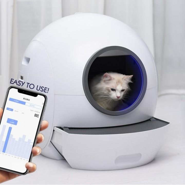 Автоматический туалет для кошекEls-Pet E801