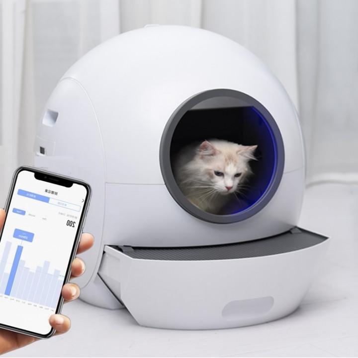 Автоматичний туалет для кішок Els-Pet E801