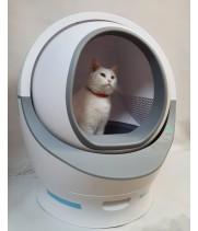 Автоматический туалет для крупных пород кошек Globe BB01  Объем 76 л.