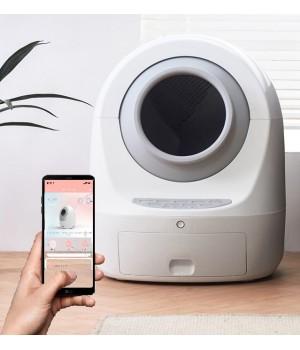 Автоматичний туалет для кішок PET MEET 2, WiFi, УФ-стерилізація.