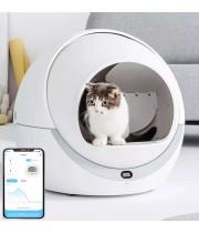 Автоматичний туалет для кішок  Petree WIFI