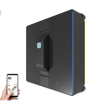 """Робот для миття вікон Liectroux WS-1080 Чорний, Bluetooth. Гарантія 12 місяців від сервіс центру """"Liectroux"""" Україна."""
