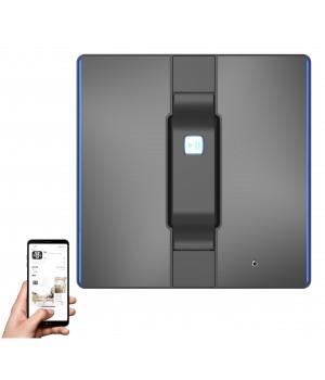 """Робот для миття вікон Liectroux WS-1080 Чорний, Bluetooth. Гарантія 6 місяців від сервіс центру """"Liectroux"""" Україна."""