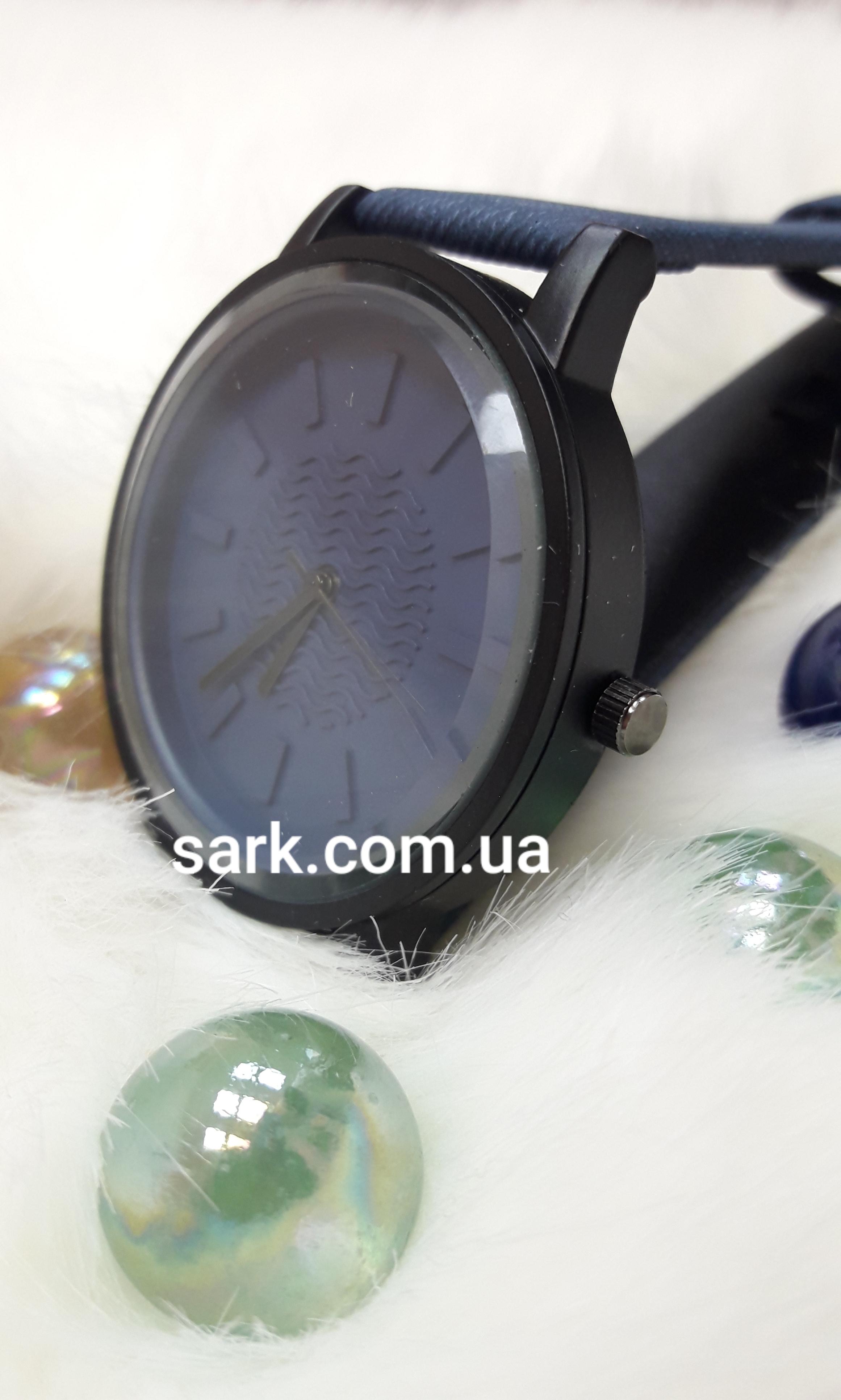 Женские часы Bgg Yazole Синий ремешок