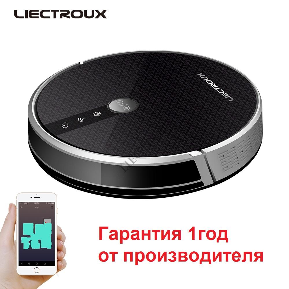 Робот пилосос LIECTROUX C30B